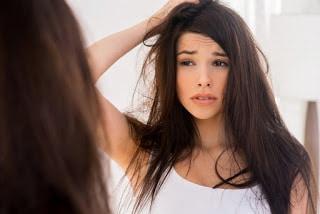 La chute des cheveux