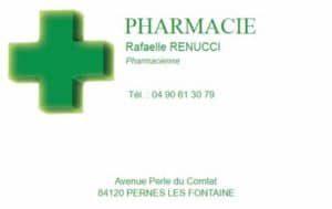 Pharmacie Renucci @ Pharmacie RENUCCI | Monteux | Provence-Alpes-Côte d'Azur | France