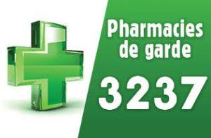 3237 @ Pharmacie de Garde | Carpentras | Provence-Alpes-Côte d'Azur | France